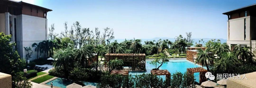 《可能是深圳最好的度假酒店 – 深圳佳兆业万豪入住体验报告》