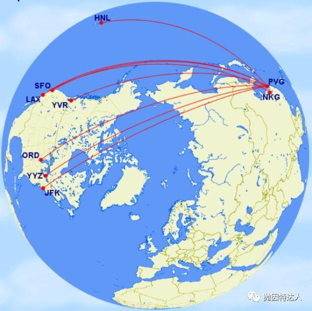 《空中冥币升值啦! - 达美里程兑换伙伴航司中美商务舱所需里程减少》