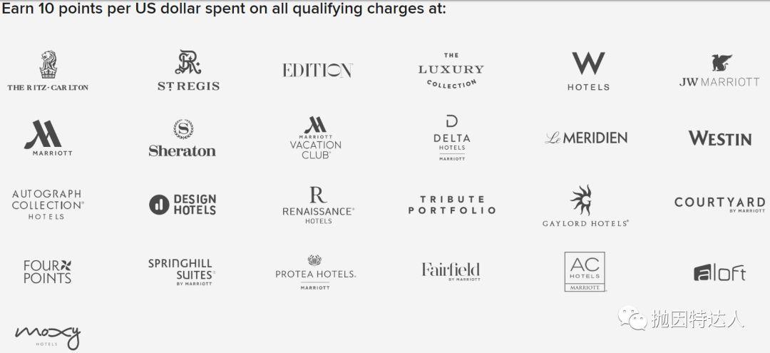 《【4.2活动又回来了】30倍点数起大返利 - 预定万豪旗下酒店可以直接节约三分之一的房价了》