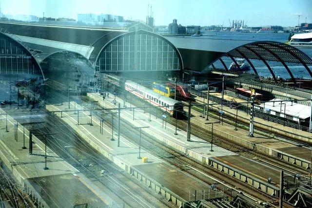 《希尔顿钻石待遇初体验 - 阿姆斯特丹中央车站逸林酒店(DoubleTree Amsterdam Centraal)入住体验报告》