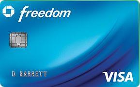 《全新20K点数开卡奖励 - 人手必备攒点利器 Chase Freedom信用卡》