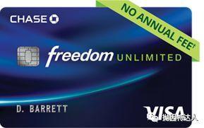《UR体系一卡流大升级 - Chase Freedom Unlimited信用卡【新福利已上线了哦】》