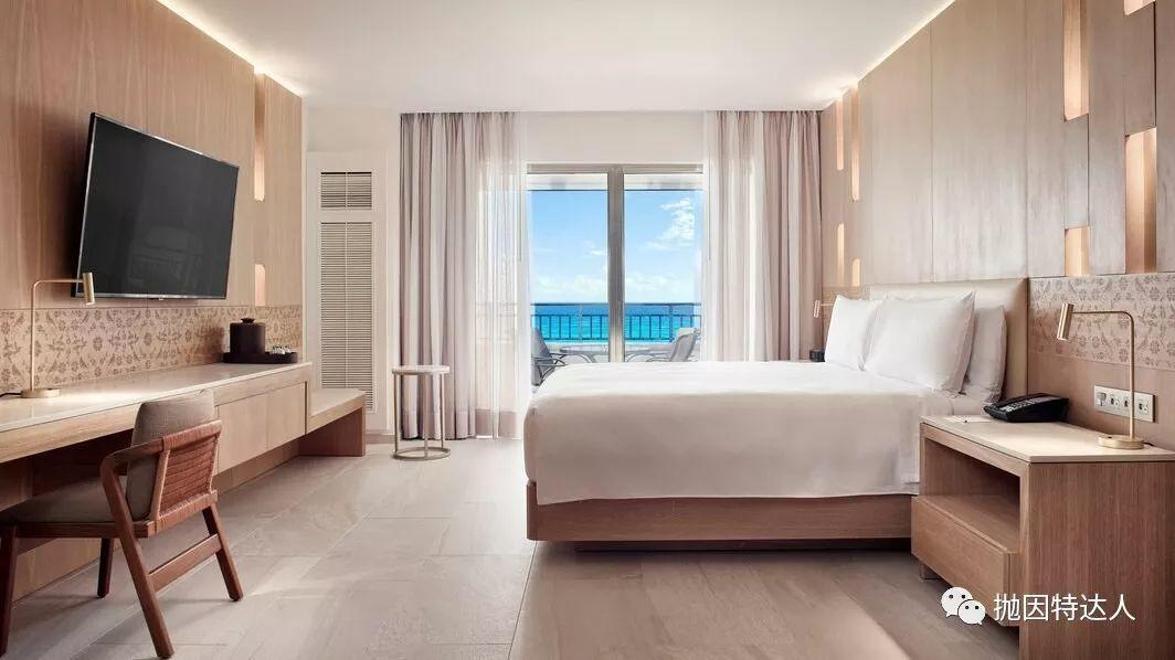 《强行住成全包酒店 - 坎昆JW万豪(JW Marriott Cancun)入住体验报告》