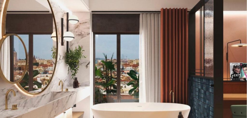 《赶快下手 - 此全新开业的精品酒店旗下所有房型都可以使用同样成本的积分预定》