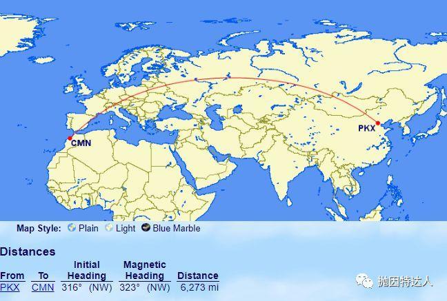 《44K里程即可兑换中美&中欧商务舱飞行的全新玩法即将上线》