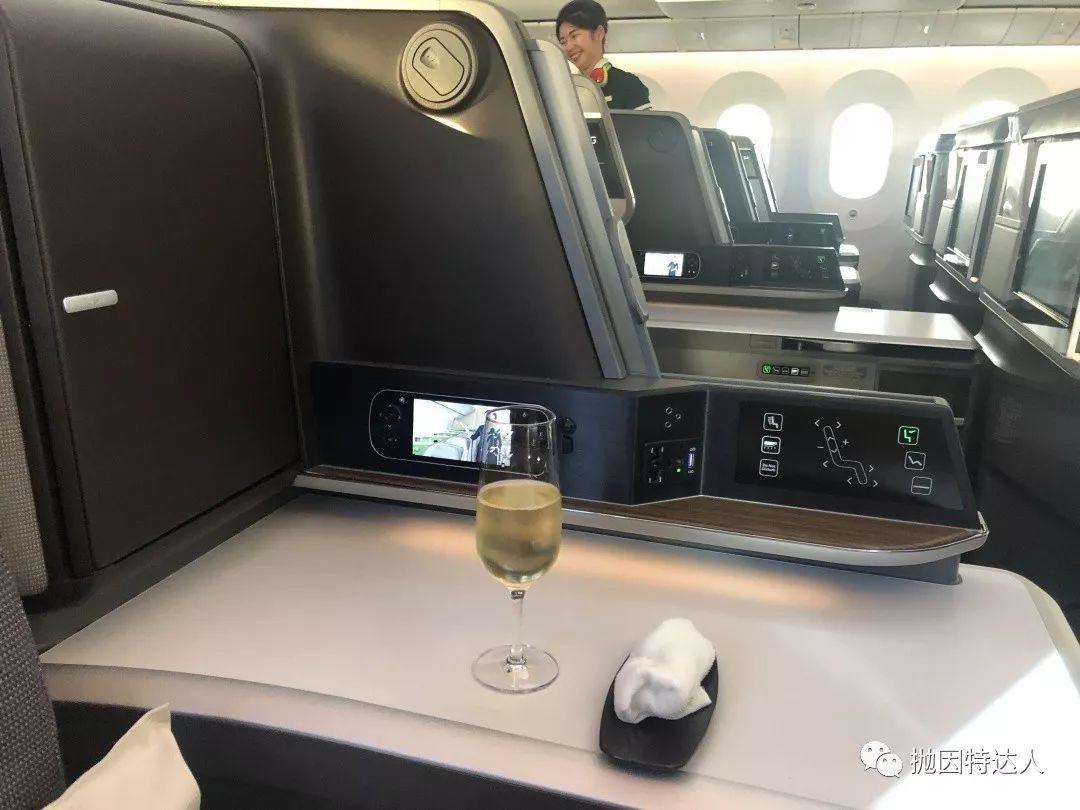 《全新机型首发抢鲜体验 -  长荣航空B787-10(台北 - 香港)商务舱体验报告》