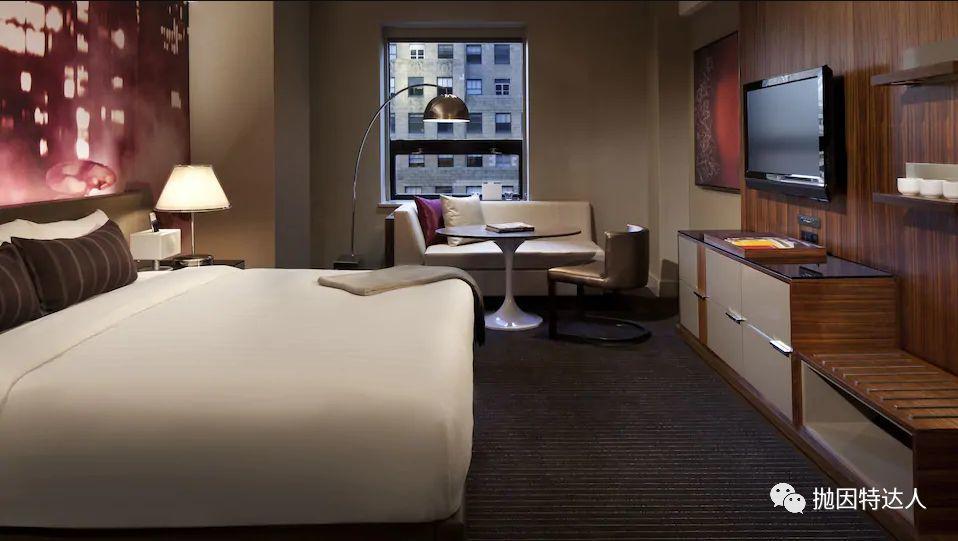 《纽约君悦酒店99美元一晚》