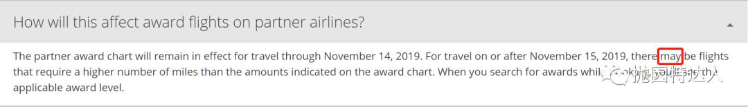 《美联航也要对伙伴航司开始实施动态兑换?!》