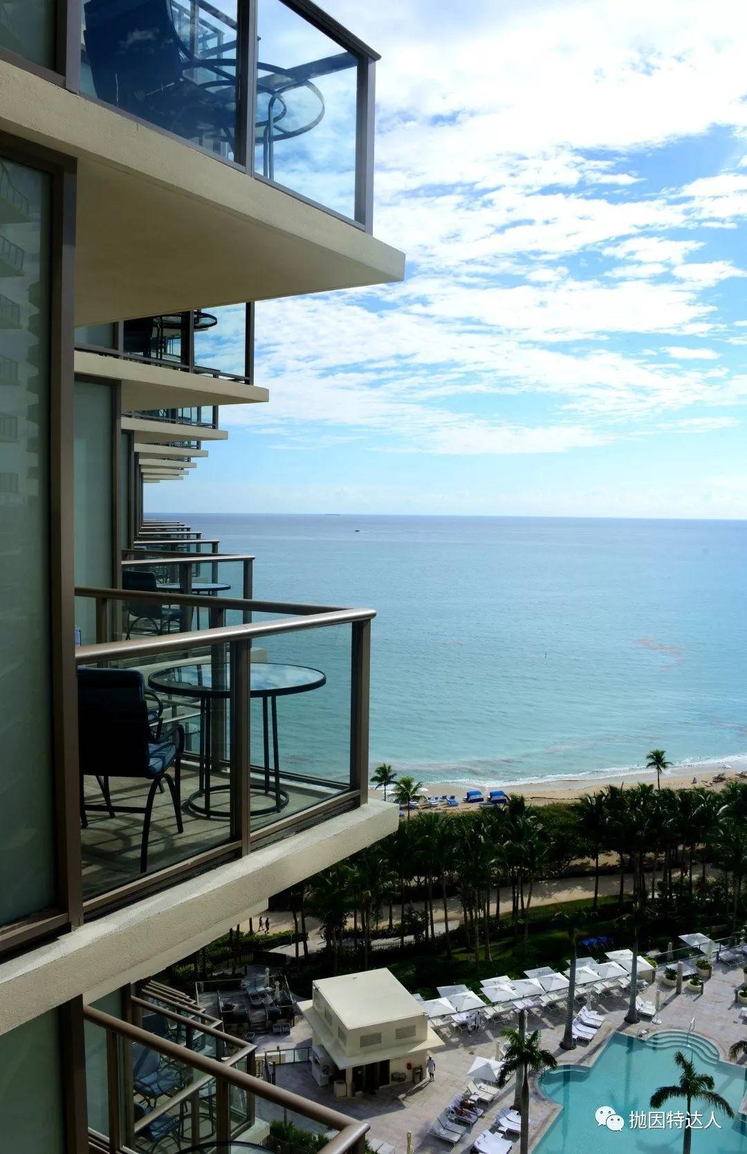 《美国最佳瑞吉?迈阿密巴尔港瑞吉度假酒店(The St Regis Bal Harbour Resort)入住体验报告》