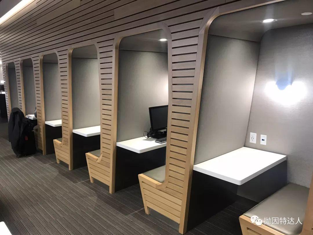 《美国航司旗舰商务舱休息室初体验 - JFK AA Flagship Lounge体验报告》
