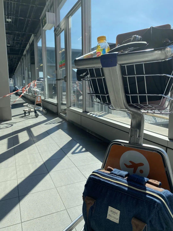 《疫情下的回国之路 - 阿姆斯特丹转机回国详细攻略》