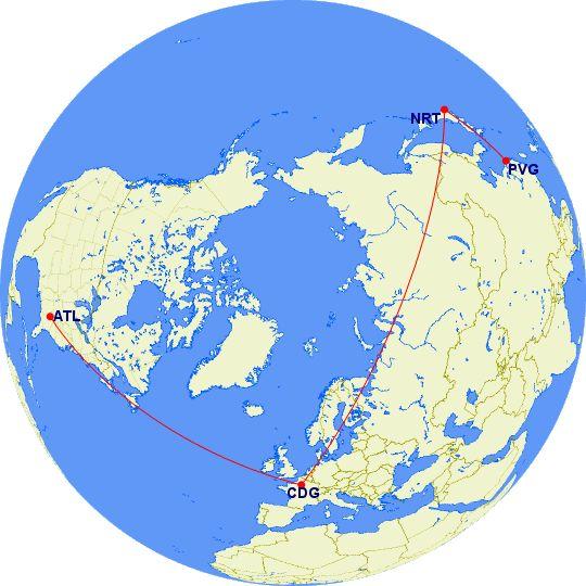 《东京转机只有一小时够不够?巴黎+东京欧亚双转机回国实战攻略》