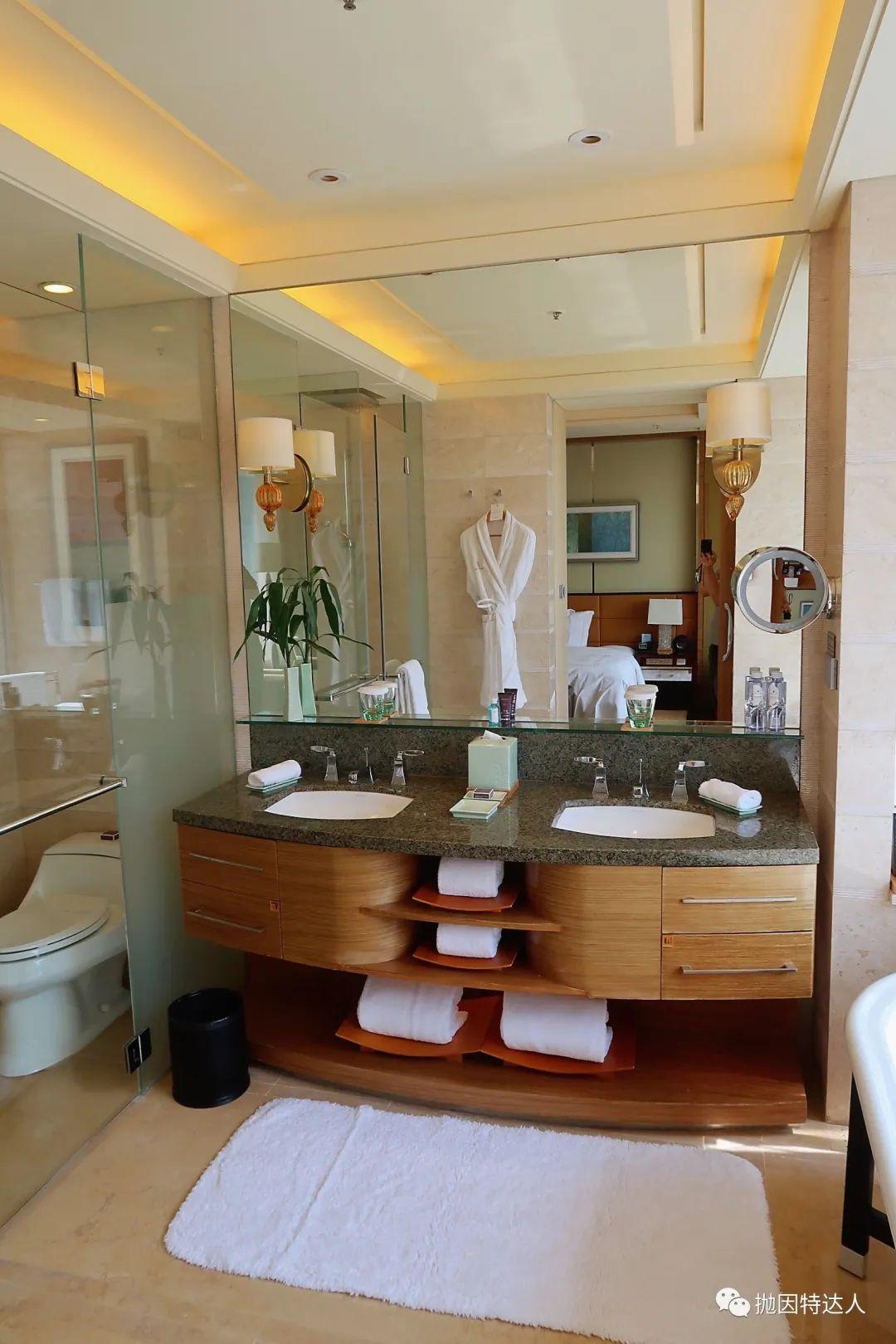 《丽思卡尔顿行政酒廊初体验 - 深圳星河丽思卡尔顿酒店入住体验报告》