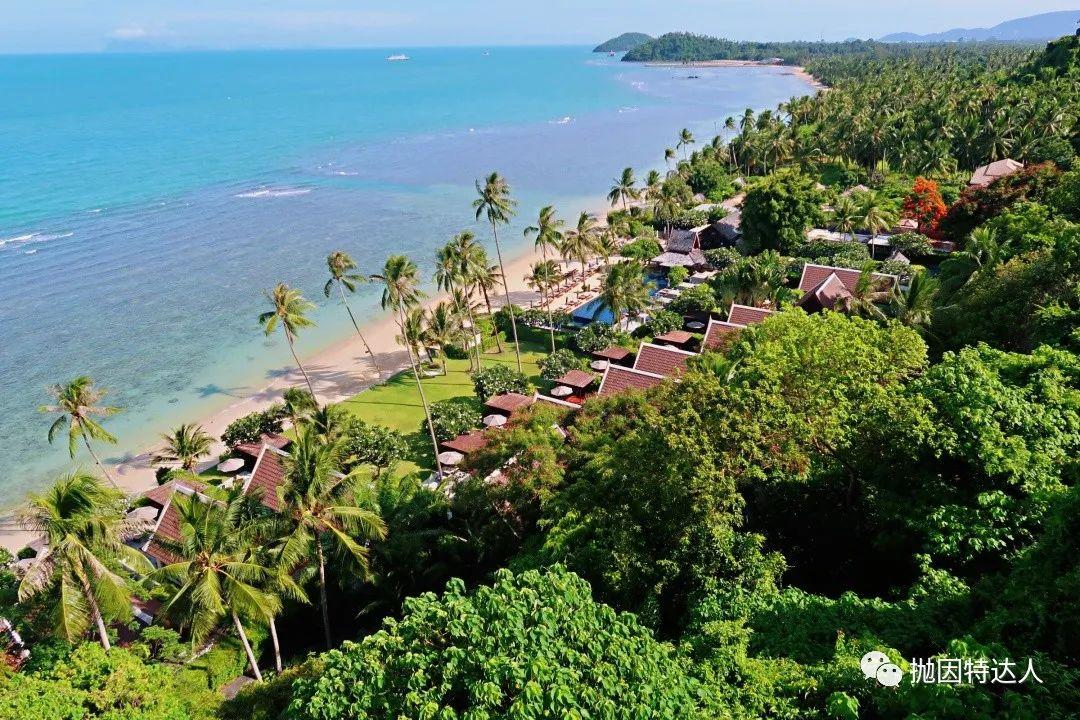 《海天一线 - 苏梅岛洲际度假酒店(Intercontinental Koh Samui)入住体验报告》