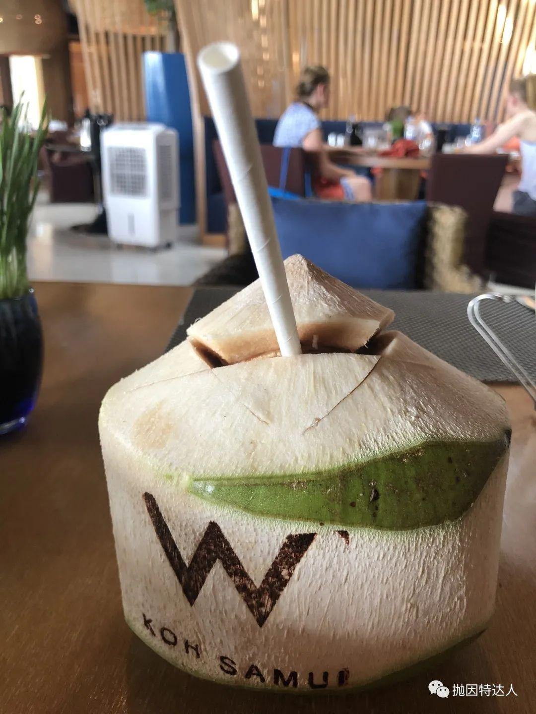《不只是网红莲花座下午茶 - 苏梅岛W(W Koh Samui)入住体验报告》