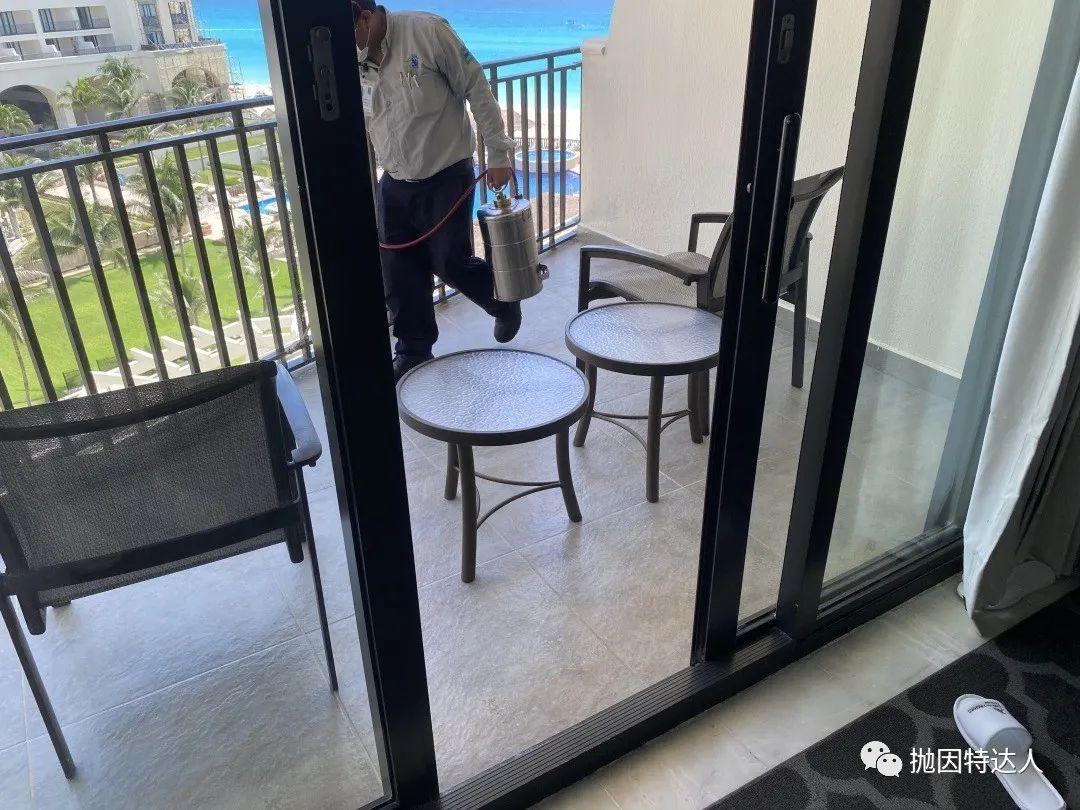 《墨西哥14天回美神仙生活系列——坎昆万豪度假酒店(Marriott Cancun Resort)入住体验报告》