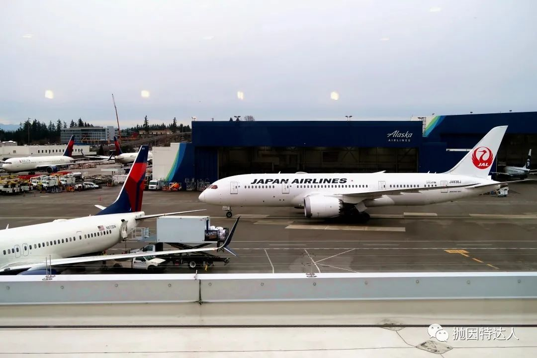 《机票被取消,里程救一命 - 达美A330-900neo(西雅图 - 东京成田)商务舱体验》