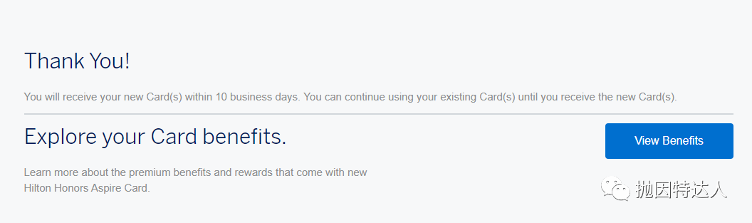 """《【""""白嫖""""的无限制免房券已到账】Amex Hilton Aspire无首年年费升级链接来了》"""