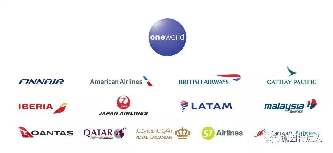 《免费成为寰宇一家高级会员 - 美国航空向部分用户赠送精英会籍》