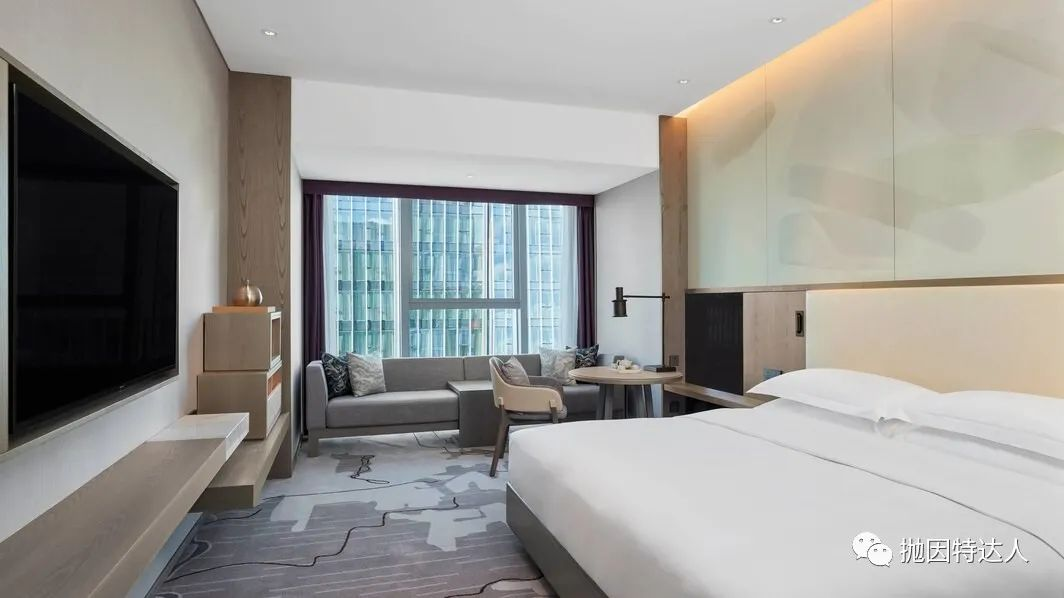 《终于不是大规模等级提升 - 万豪旗下酒店2021年等级调整》
