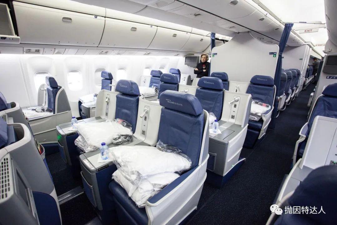 《400美元的平躺商务舱机票去南美玩耍了》
